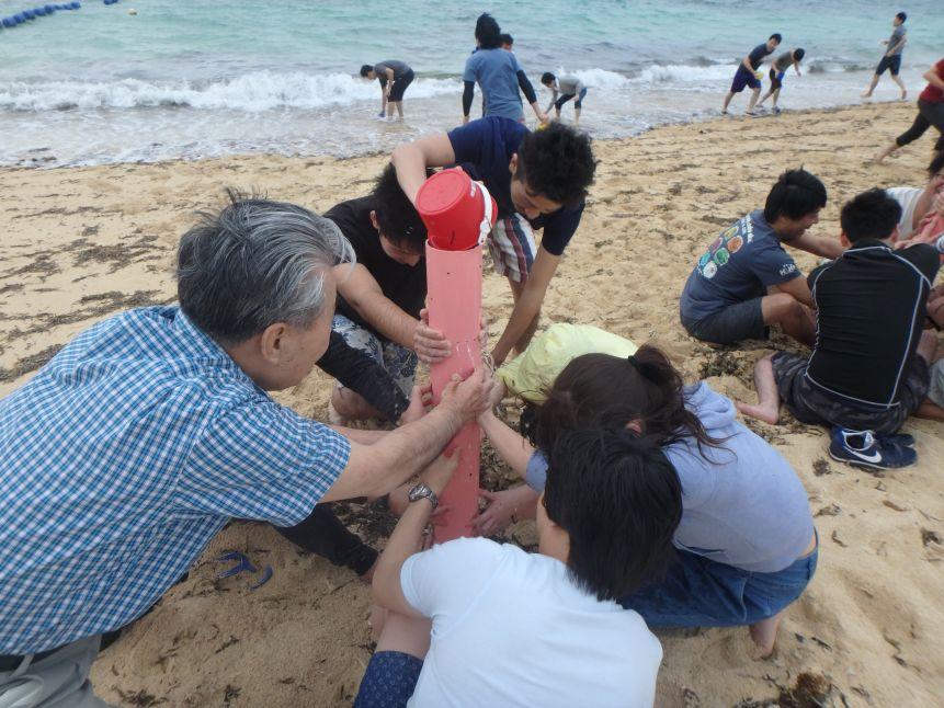 ホテルモントレ沖縄 チームビルディング2