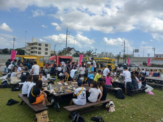 Agean合同会社「海の運動会プログラム」
