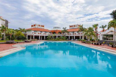 リゾートホテル久米アイランド プール